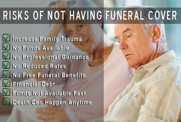 Risks of Not Having Comprehensive Funeral Cover